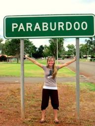 Paraburdoo Western Australia working holiday