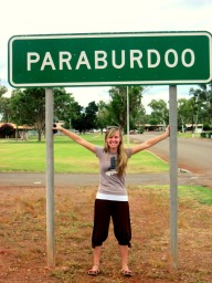 Paraburdoo Western Australia working holiday