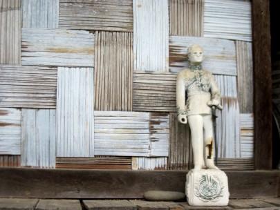 Statue of Thai King, Mae Hong Son province