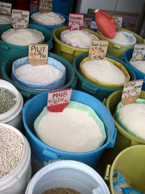 Rice, Philippines