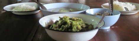 Karenni soup bowl