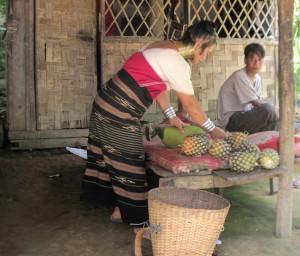 """Long neck villagers,"" Ban Nai Soi- Thailand"