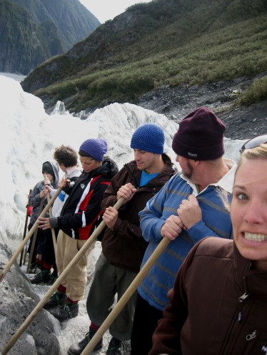 Near & Far Photo Challenge: Franz Josef Glacier, New Zealand