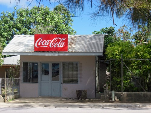 Coca-Cola advertising, The Kingdom of Tonga