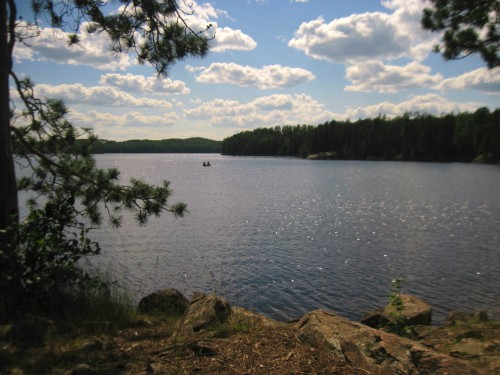 Farm Lake, Boundary Waters, MN