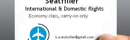 Seatfiller business card