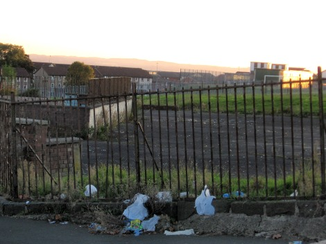Ruchazie, Glasgow, Scotland