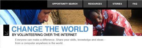 UN Volunteering Service