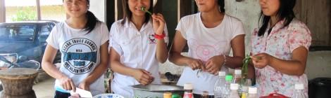 Karenni students