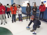 Curling, Revelstoke, Canda