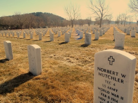 Black Hills National Cemetary
