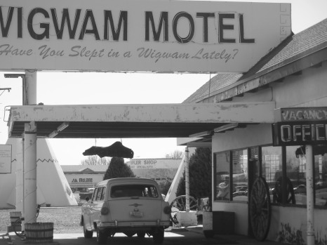 Wigwam Motel, Holbrook, Arizona