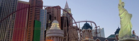 New York, New York- Las Vegas, Nevada