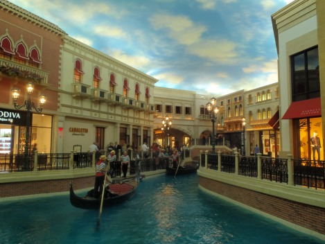 The Venetian- Las Vegas, Nevada