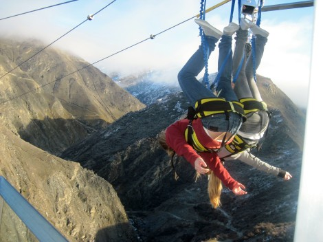 AJ Hackett Bungy, New Zealand