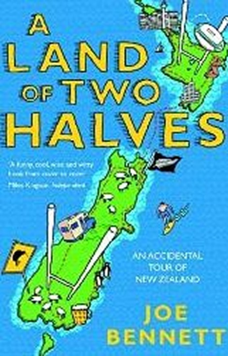 A Land of Two Halves, by Joe Bennett