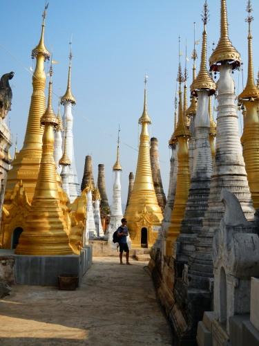 Shwe In Dein, Inle, Burma