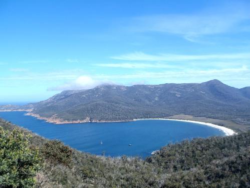 a hike through tasmania 39 s freycinet national park we. Black Bedroom Furniture Sets. Home Design Ideas