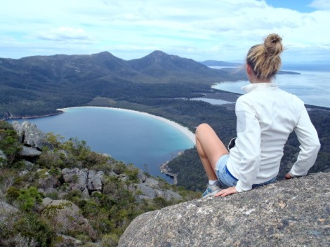 Mount Amos, Freycinet National Park, Tasmania