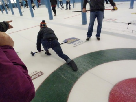 Revelstoke Curling Club, British Columbia