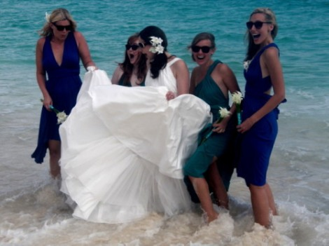 Wedding, Bahamas