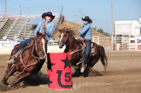 Barrel Racing, Rodeo