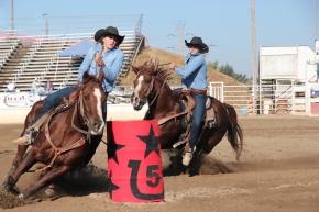 Barrel Racing, Rodeo