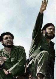 Cuban Revolutions, Che and Fidel