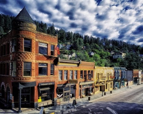 My Favorite Places, Deadwood