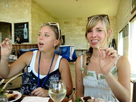 Australian cuisine, Witchetty grub