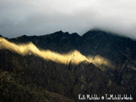 Remarkables Mountain Range New Zealand