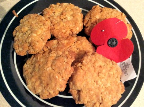 ANZAC Day ANZAC biscuits