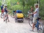 travel bikes
