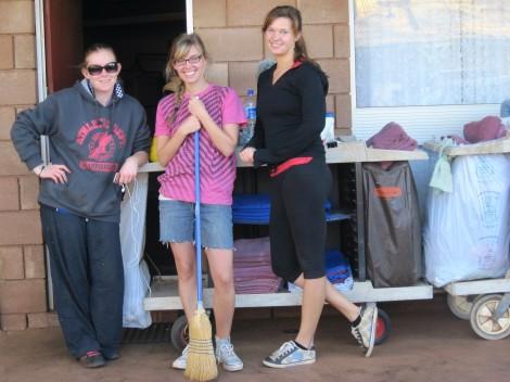 housekeeping Western Australia