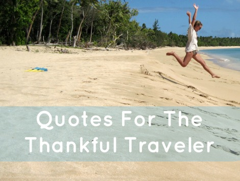 travel quotes about gratitude