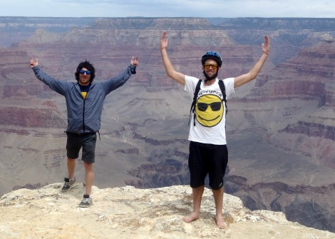 2016 bucket list Grand Canyon