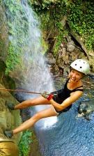 adventure rappelling Trinidad