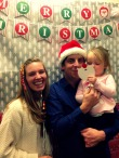 celebrating Christmas with kids