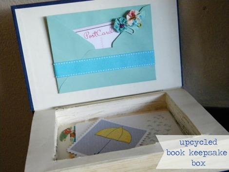 Key Lime Digital Designs book keepsake box