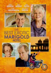 Best Exotic Marigold Hotel movie poster