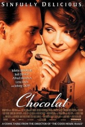 Chocolat movie poster