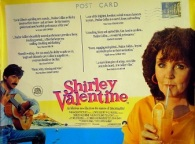 Shirley Valentine movie poster