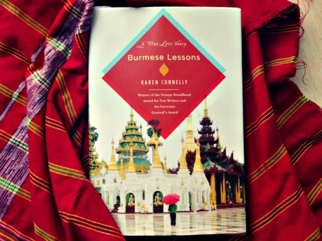 Burmese Lessons travel book review