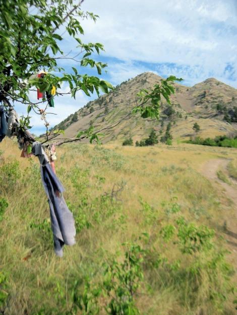 Bear Butte Mato Paha South Dakota, weekly photo challenge, focus