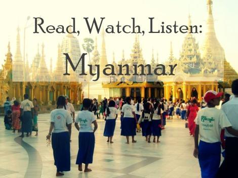 read watch listen Myanmar