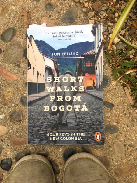 Short Walks From Bogota, travel book review