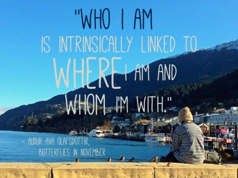 travel quote, Olafsdottir