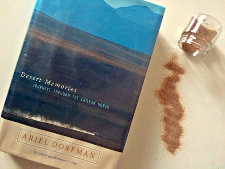 Desert Memories, travel book review