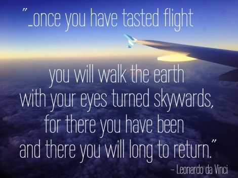 travel quote da Vinci