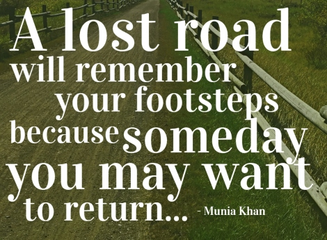 travel quote Munia Khan